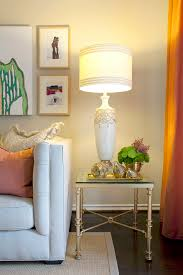 Decorating End Tables With Contemporary Area Rugs Living Room And Glass Table