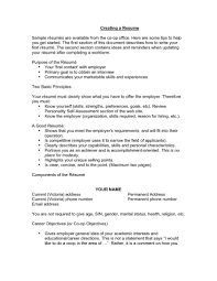 100 How To Write A Good Resume Objective Nd Get Effective Objectives