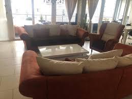 grosses wohnzimmer sofa mit sessel kaufen auf ricardo