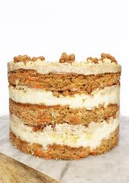 Milk Bar Carrot Layer Cake Cake by Courtney