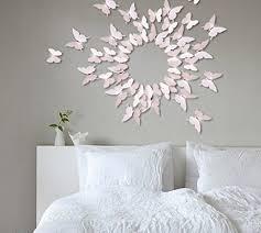 extsud 12 stück 3d schmetterlings wandaufkleber wandsticker wandtattoo wanddeko mit kristall dekor für wohnzimmer kinderzimmer türen fenster