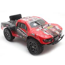 100 Short Course Rc Truck REMO 1621 116 RC Car 50kmh 24G 4WD Waterproof Brushed