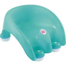 siège de bain pour bébé siège de bain pouf de ok baby fauteuils de bain aubert