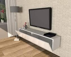 krak möbel tv lowboard eiche 120cm wohnzimmer wandschrank