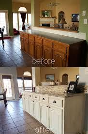 Excellent Antique Finish Paint By Painted Kitchen Cabinet Vintage