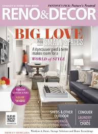 Interior Decorating Magazines List by Reno U0026 Decor Magazine Apr May 2016 By Homes Publishing Group Issuu
