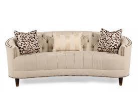 caracole classic elegance sofa mathis brothers furniture