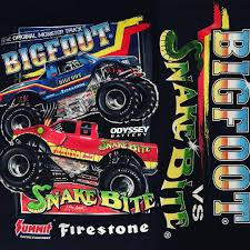 Bigfootvssnakebite - Hash Tags - Deskgram Monster Trucks Passion For Off Road Adventure Monster Truck Bodies And Paint Job Suggestion Thread Beamng Image Img 0798jpg Wiki Fandom Powered By Wikia Toy State Rippers Snakebite Truck First Gen Amazoncom Light And Sound Wheelie Monsters Nation Facebook Hot Wheels Bigfoot Vs Snake Bite Volume 2 Ho Marchon Mr1 Big Foot Racing Kris Kopperhead Jan 25 2018 Snake Bite Youtube Rare Htf Ford Mint Out Of Where Are They Now Gene Patterson Bigfoot 44 Inc Remote Control New Bright Industrial Co