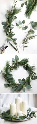 Simple To Make Green Christmas Decoration