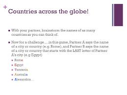 At The Travel Agency Josh Goldsmith Countries Across Globe