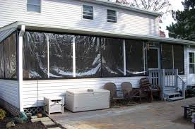startling clear vinyl patio enclosure ideas stunning porch plastic