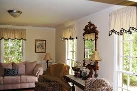 living room valances interior design