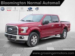 100 Pick Up Truck For Sale By Owner Used One 2015 D F150 XL In Normal IL Grossinger Motors