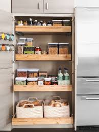 Pantry Cabinet Organization Home Depot by Living Kitchens At The Home Depot Small Cabinet Martha Stewart