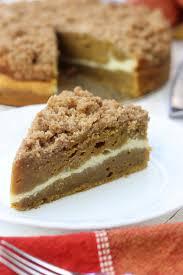 Best Pumpkin Desserts 2017 by Pumpkin Pie Coffee Cake The Fed Up Foodie
