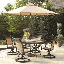 7 Piece Patio Dining Set Canada by 406 Tpp Park Terrace 7 Piece Patio Dining Set Lowe 39 S Canada