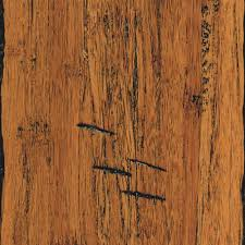 Underlayment For Bamboo Hardwood Flooring by Home Legend Hand Scraped Strand Woven Antiqued 3 8 In X 5 1 8 In