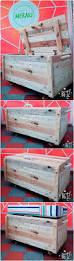 Best 25 Pallet Trunk Ideas On Pinterest Pallet Furniture Chest