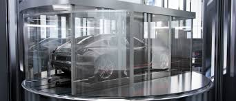 100 Car Elevator Garage The Dezervator Porsche Design Tower Today