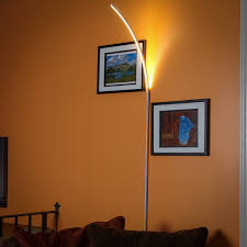 Arc Floor Lamps Contemporary by Brightech Store Sparq M Led Arc Wall Lamp U2013 Curved Contemporary