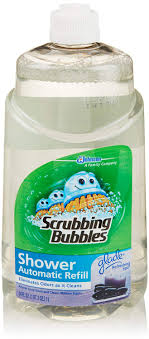 100 Spa 34 Amazoncom Scrubbing Bubbles Automatic Shower Cleaner Refill