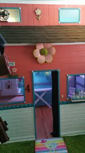 Ikea Tromso Loft Bed by Floor To Ceiling Kids Playhouse Under Ikea Loft Bed Ikea Hackers