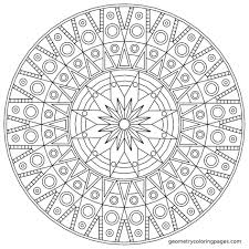Download Coloring Pages Mandala Printable Butterfly Page Free