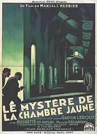 le myst e de la chambre jaune le mystère de la chambre jaune 1930 unifrance