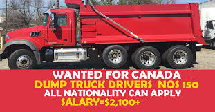 DUMP TRUCK DRIVERS NOS 150 || IN CANADA - Jobs In CanadaJobs In Canada 10 Best Cities For Truck Drivers The Sparefoot Blog Requirements For Overseas Trucking Jobs Youd Want To Know About Download Dump Truck Driver Salary Australia Billigfodboldtrojer How Went From A Great Job Terrible One Money Become Mine Driver Career Trend Women In Ming Peita Heffernan Shares Her Story On Driving From Amelia Dies Powhatan Crash Central Virginia Should I Do Traing Course Minedex Dump Charged With Traffic Vlations After New City What Is Average Pay Image York Cdl Local Driving Ny