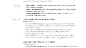 Show Me Resume Samples About Examples Drafter