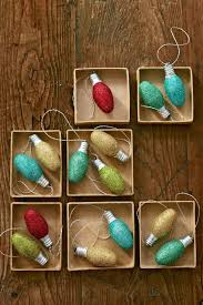 Ceramic Christmas Tree Bulbs Amazon by 27 Easy Homemade Christmas Ornaments How To Make Diy Christmas