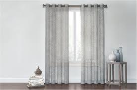 Kmart Sheer Curtain Panels by National Harper Window Panel Pair