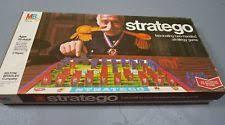 Vintage Stratego Board Game 1970 77 Milton Bradley 100 Complete War Strategy