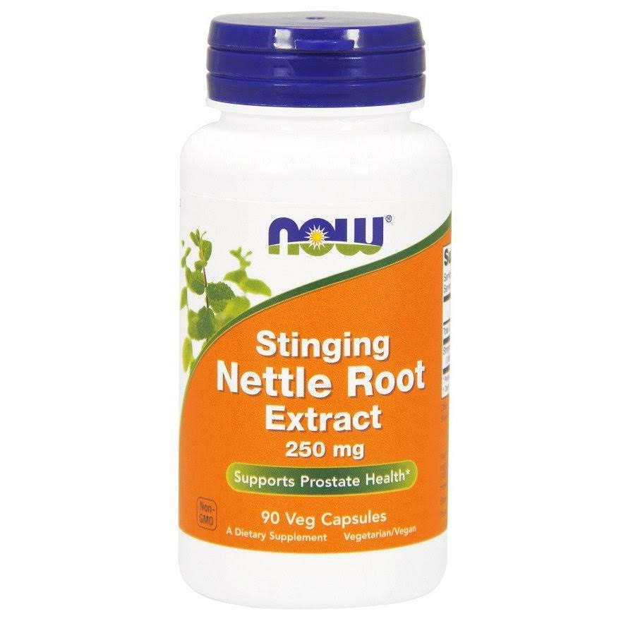 Now Foods Stinging Nettle Root Extract - 90 Vcaps, 250mg