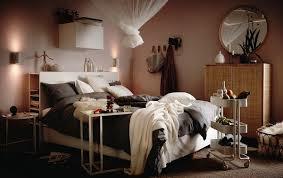 schlafzimmer gemütlich einrichten tipps ideen ikea
