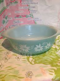 100 Flannel Flower Glass Agee Australian Pyrex Flowers Nothing In This Photo Do I