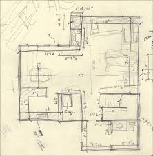 How To Make A Floor Plan On The Computer by How To Draw An Interior Outline In Google Sketchup 8 Dummies