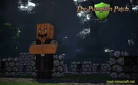 Minecraft Pumpkin Pie Mod by Pumpkin Patch Resource Pack 1 9 4 1 8 9 Minecraft Mods