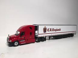 100 Cr England Truck DCP CR Freightliner Cascadia Diecast 164