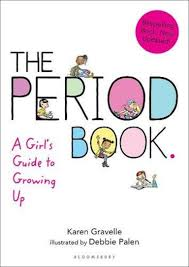 Helpful Resources For Girls Going Through Puberty