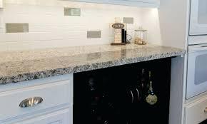 daltile glass tile backsplash cascade retreat kitchen rustic