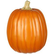 Carvable Foam Pumpkins Walmart by 12 Inch Harvest Pumpkin