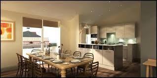 Kitchen Dining Room Decor Small Ideas Uk On