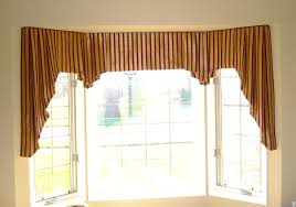 Vertical Striped Window Curtains by Country Valances For Living Room White Leather Sofa Sleeper Orange
