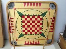 Carrom Game Board Pieces