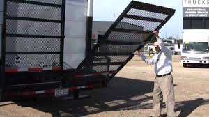 100 Truck Ramps For Sale Landscape 16 Box Custom YouTube