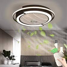 beleuchtung fan deckenleuchte led deckenventilator mit