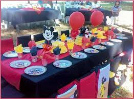 Homemade Mickey Mouse Decorations — Festcinetarapaca Furniture