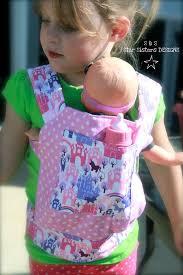 CROCHET N PLAY DESIGNS New Crochet Pattern Baby Doll Carrier