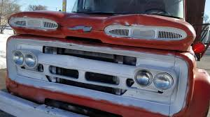 100 1960 Chevrolet Truck 2ton Viking L60 LCF Model Walk Around YouTube